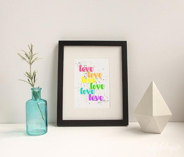 free-love-printable-mockup