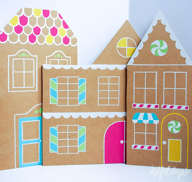 diy-gingerbread-houses
