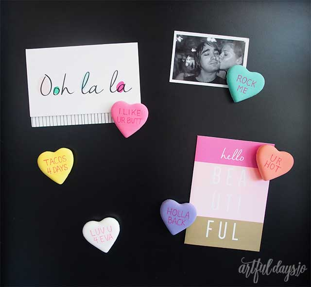 candy-conversation-hearts-magnets