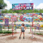 Hope outdoor gallery park austin