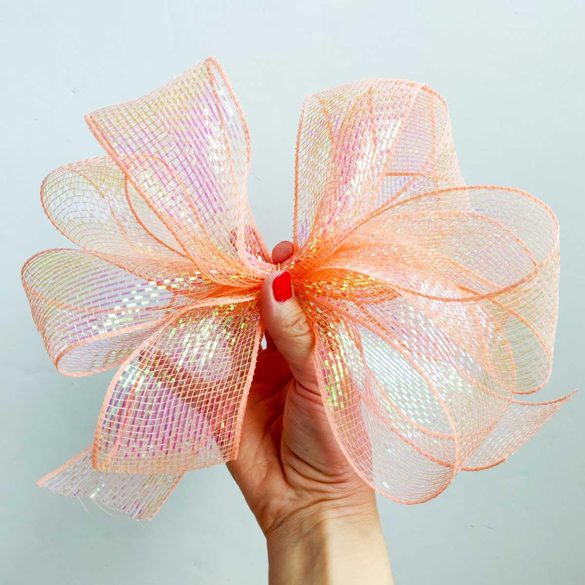 Artfuldays valentine wreath bow