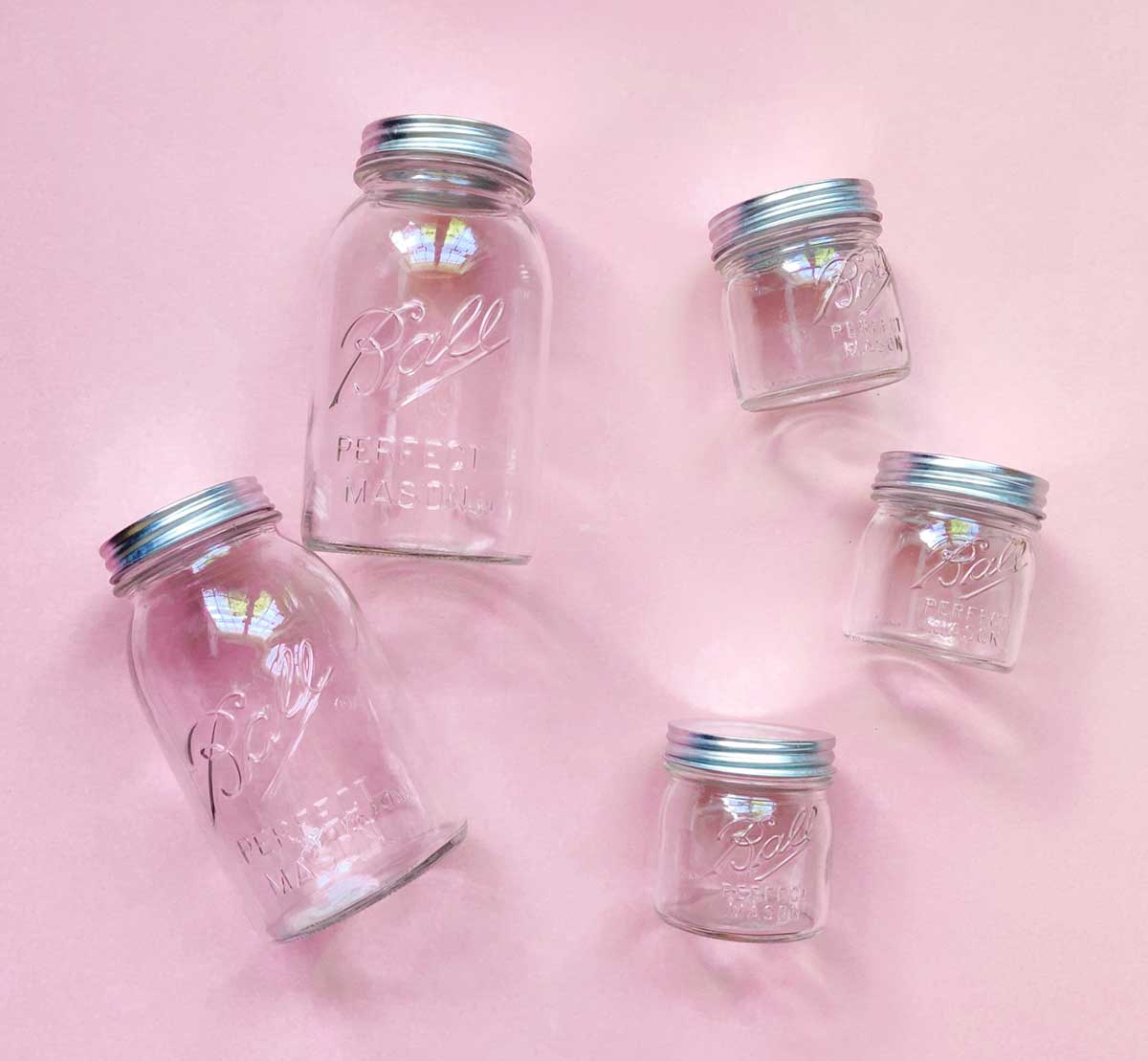 Ball canning mason jar craft