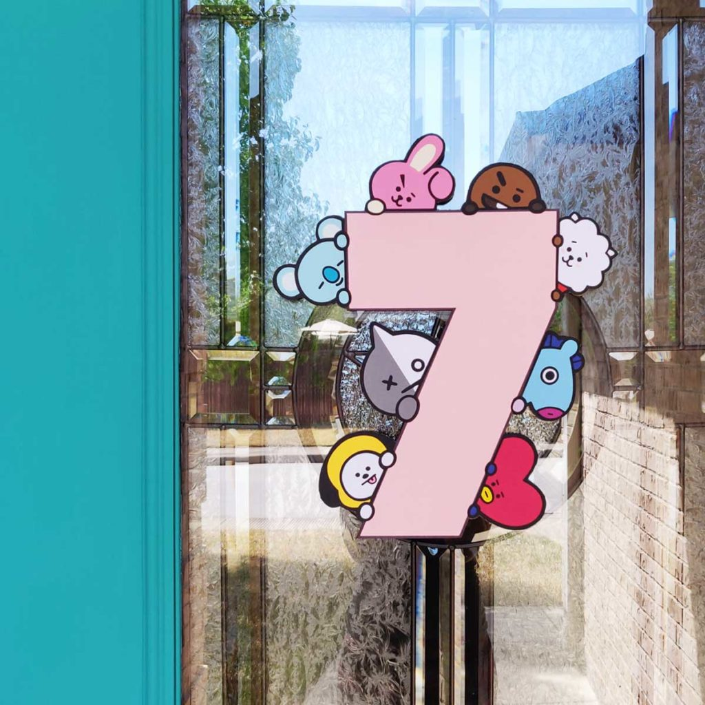 Artfuldays bts bt21 party 01