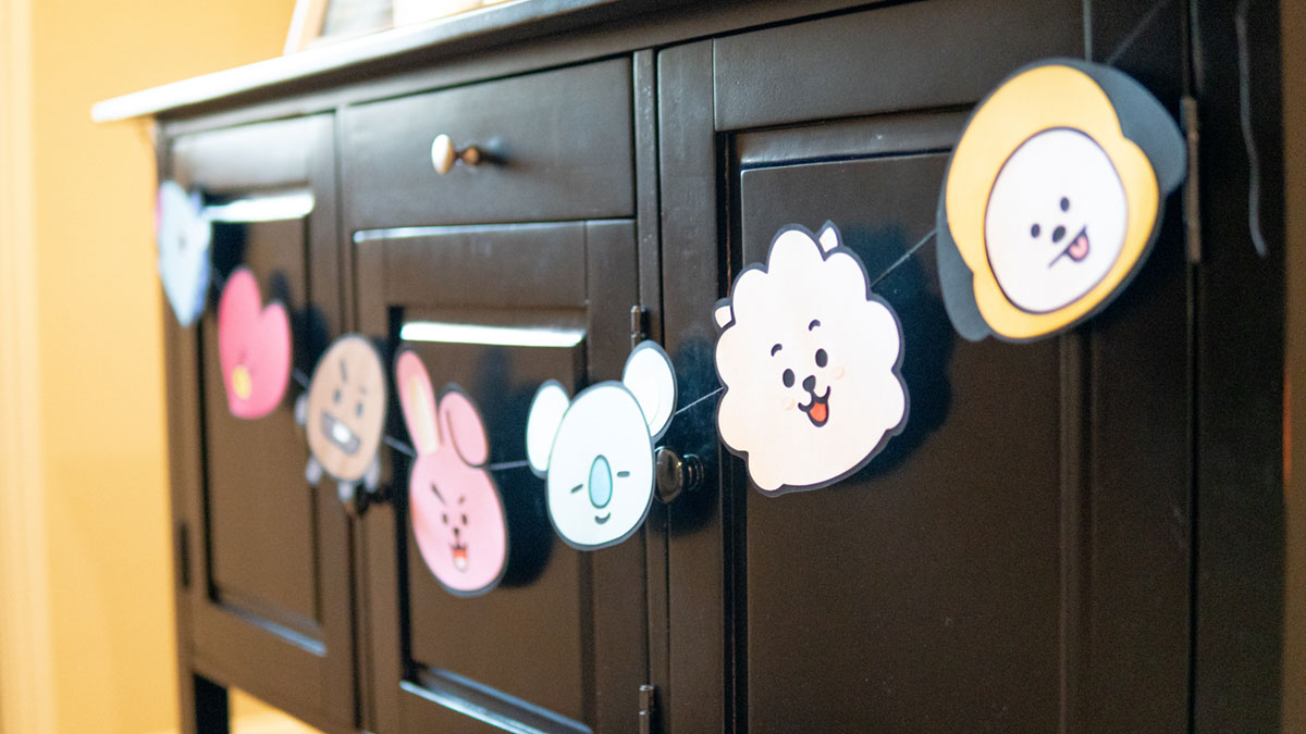 Artfuldays bts bt21 party 06