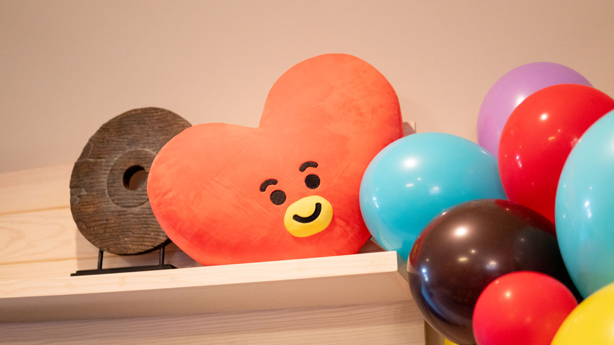 Artfuldays bts bt21 party 12