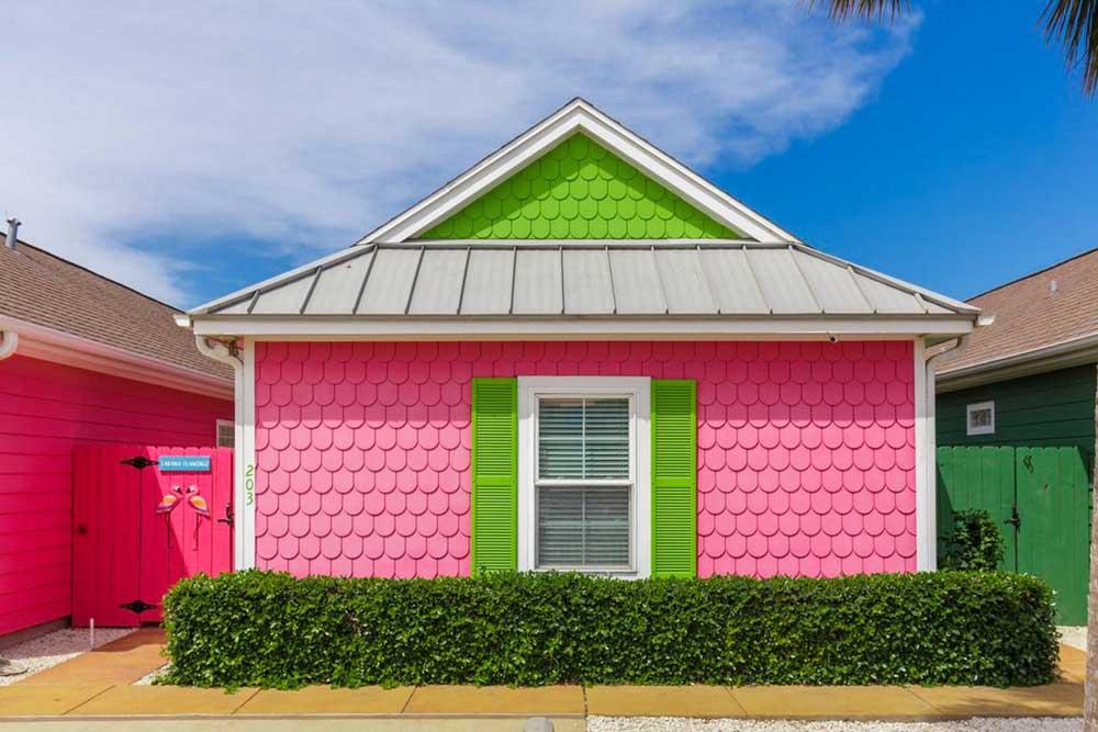 Flamingo cabana corpus christi