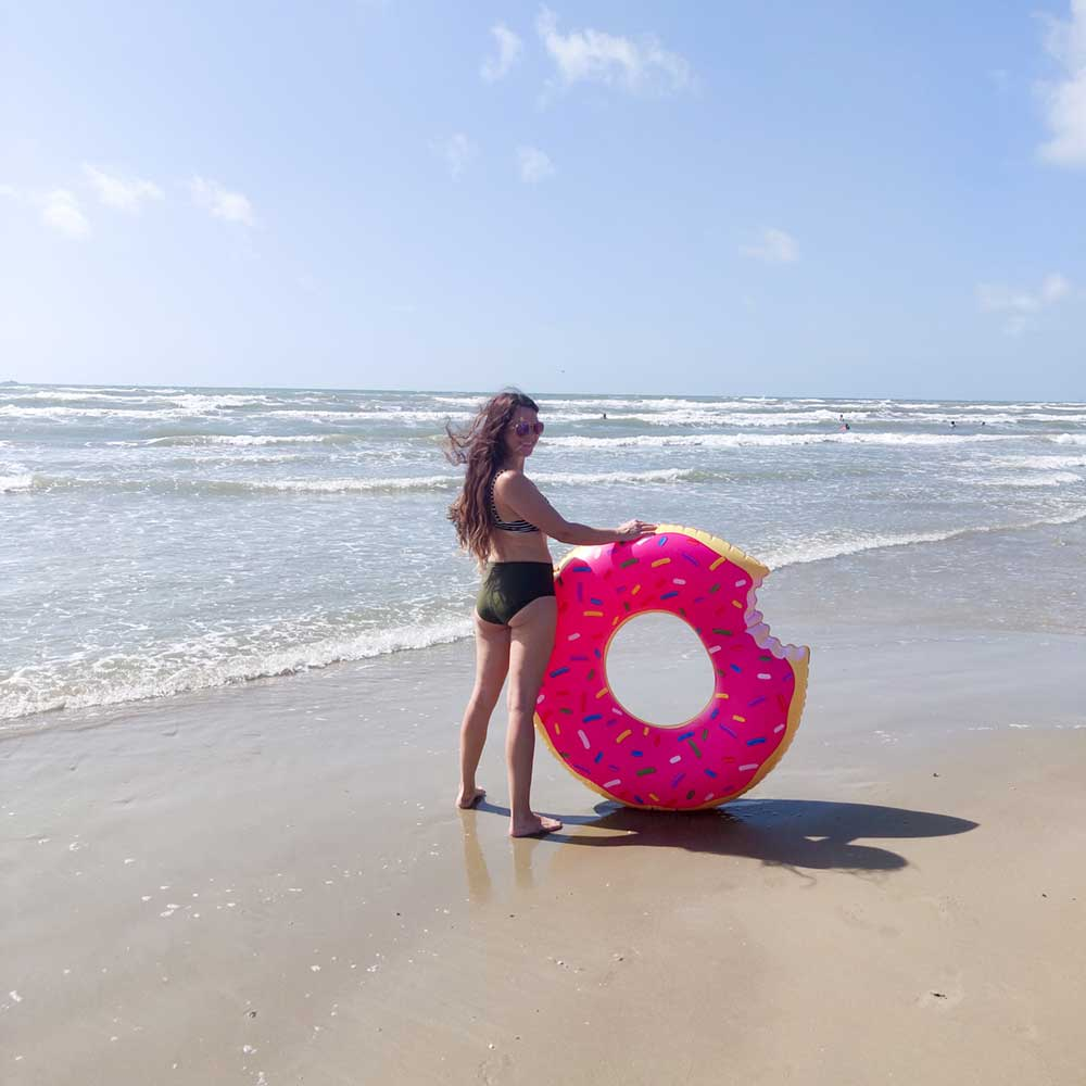 Port aransas beach donut